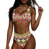 Mala High-Waisted Bikini