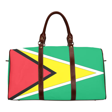 Flag Travel Bag Guyana