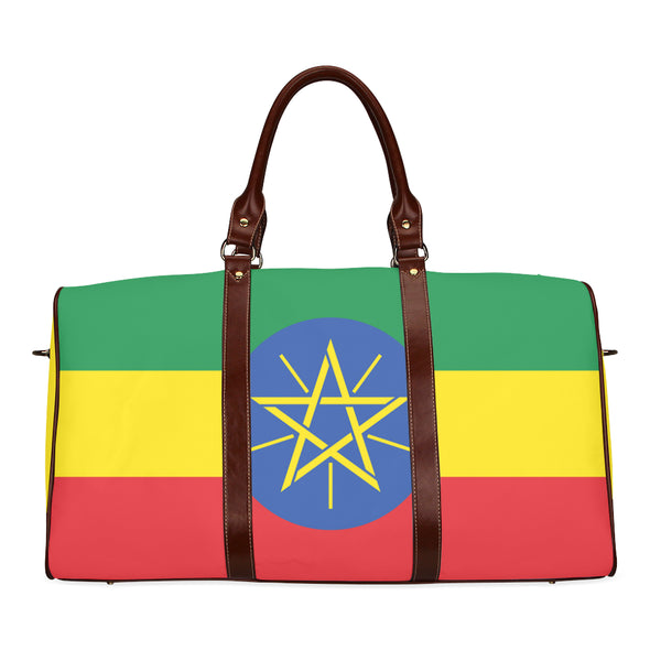 Flag Travel Bag Ethiopia