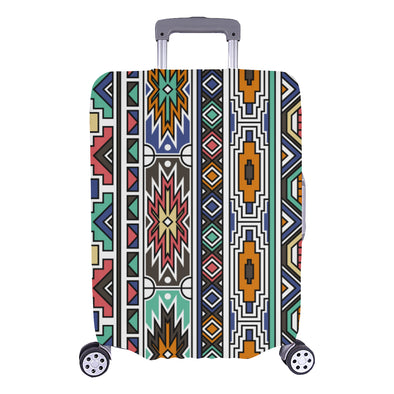 KING SHAKA II BLK Luggage Cover Large