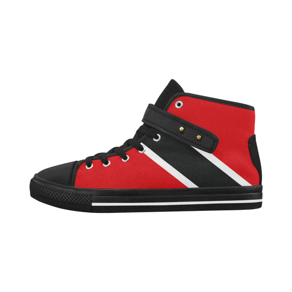Trini flag shoes