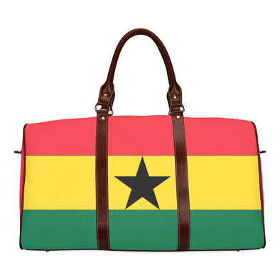 Flag Travel Bag Ghana