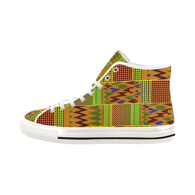 kente high tops