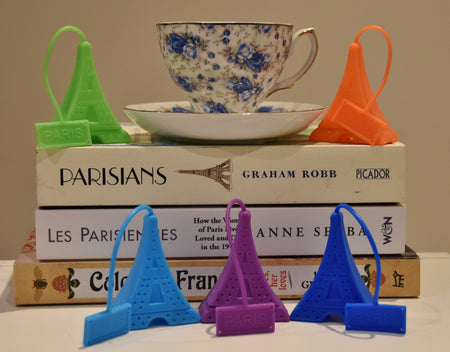 Eiffel Tower tea/coffee infusers
