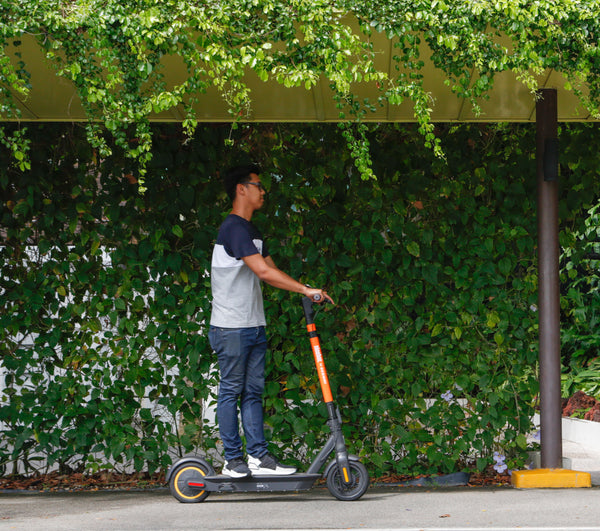 Early disposal of non-UL2272 registered electric scooters and mandatory inspection of UL2272 PMDs
