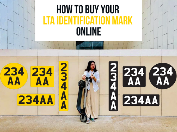How to Buy Your LTA Identification Mark Online
