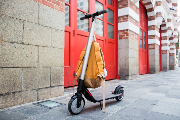 Electric Scooter and UL2272 Certification