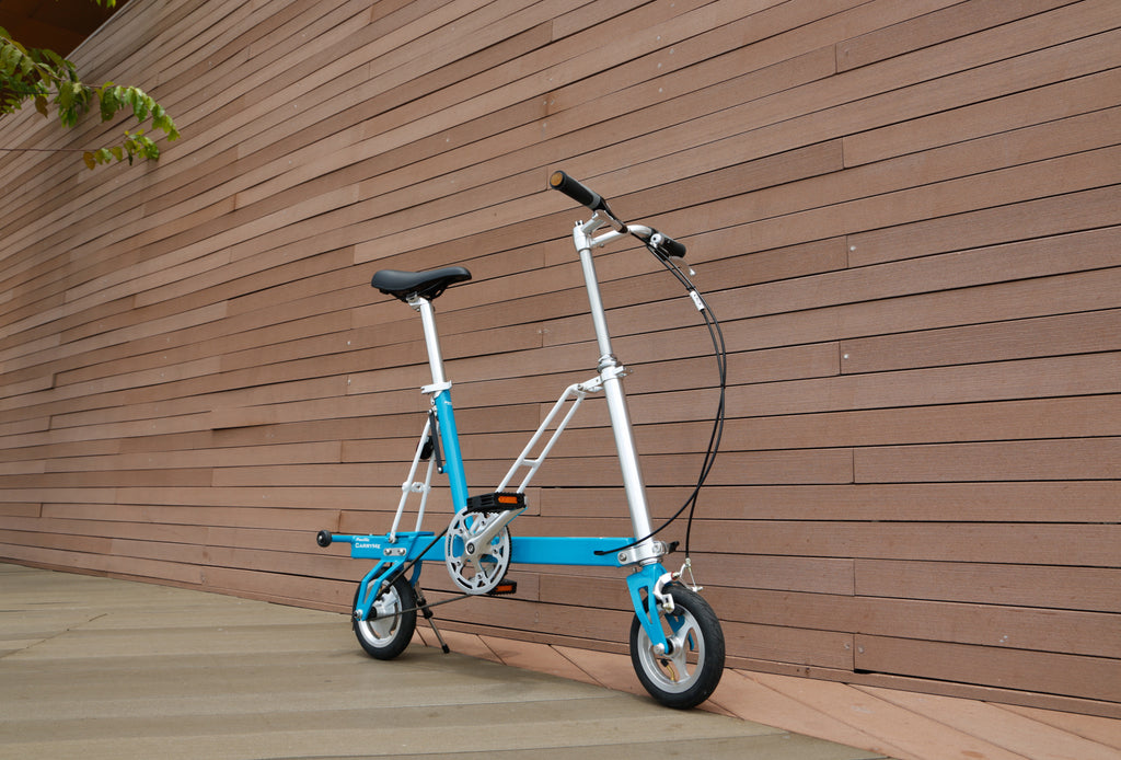 Pacific CarryMe compact micro folding bike