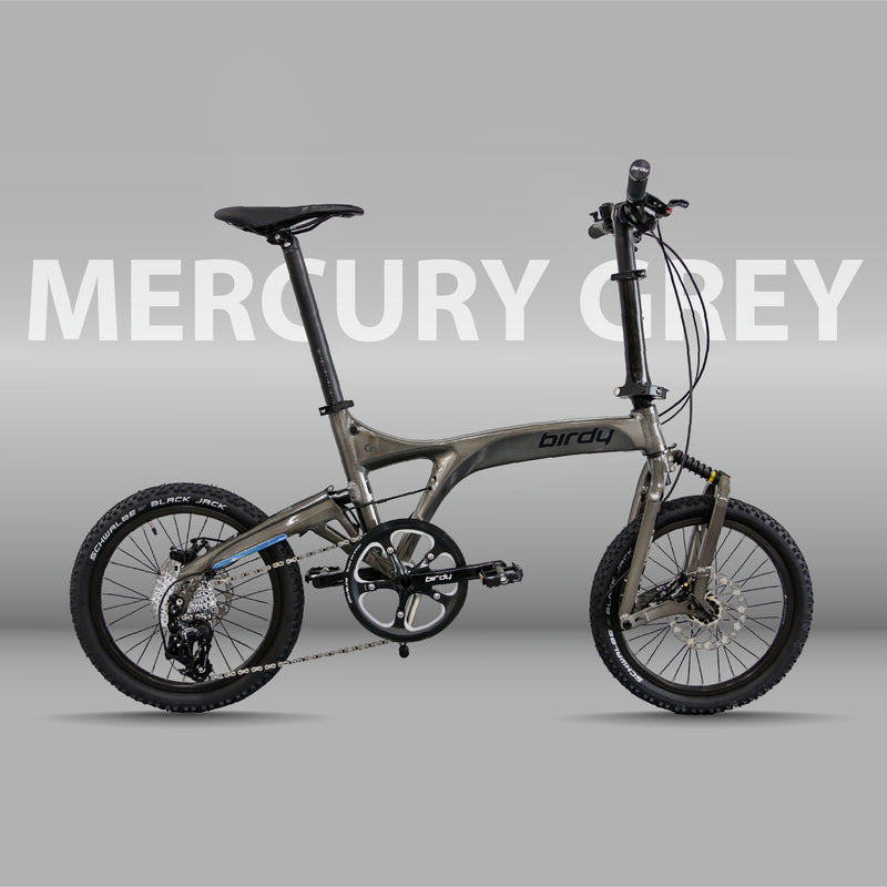 Birdy Touring 24SP - Mighty Velo
