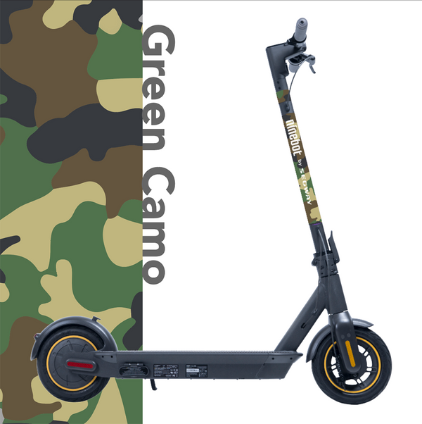 Segway-Ninebot MAX electric scooter