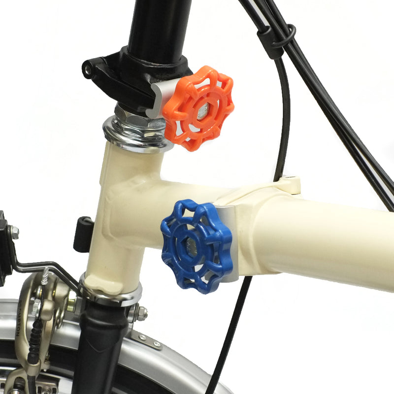 Brompton MV Knobs (dozen) by Mighty Velo - Mighty Velo