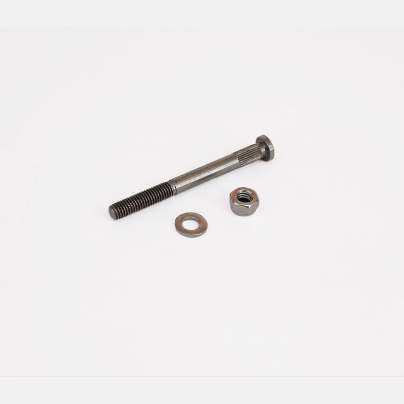NOV Suspension Block Titanium Bolt Set - OHMYBIKE