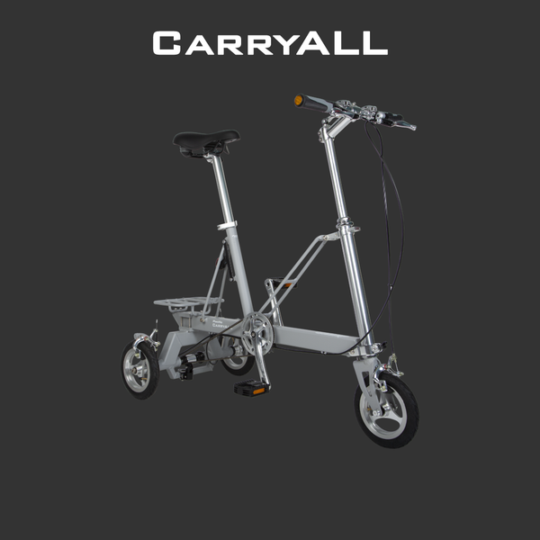 CarryAll Foldable Tricycle (Slate Grey)
