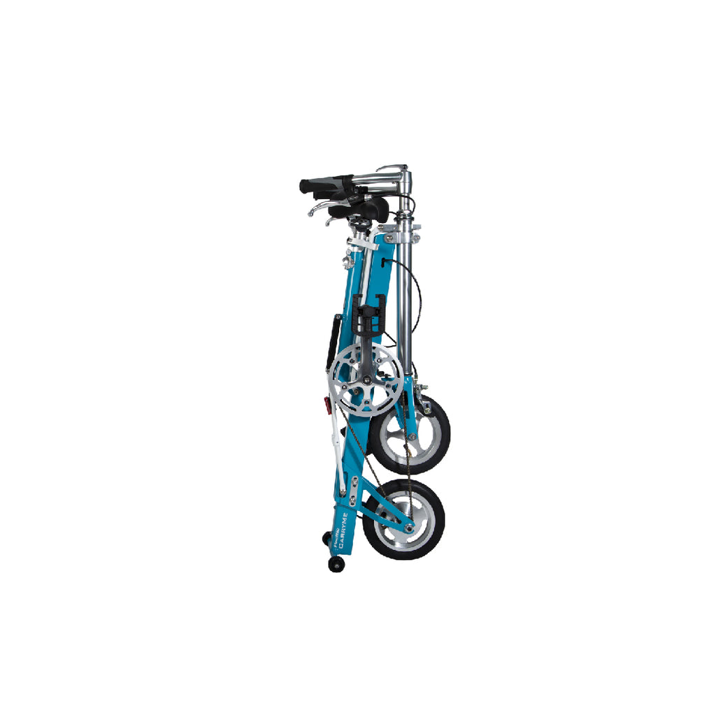 CarryMe Travel Folding Bike (Sky Blue)
