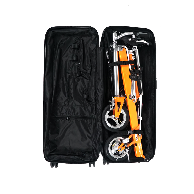 CarryMe Travel Hard Case - OHMYBIKE