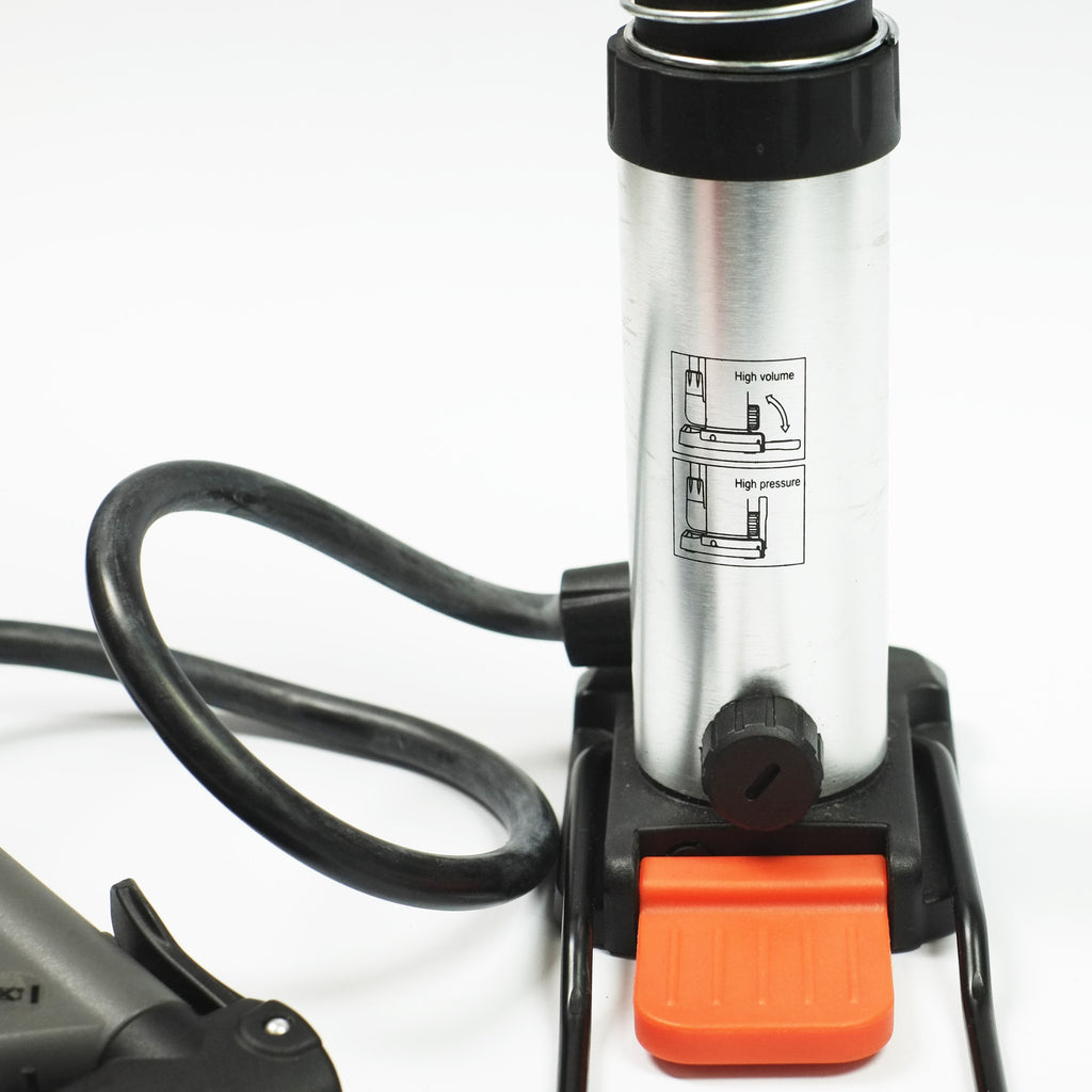 Bikers Dream Mini Foot Pump