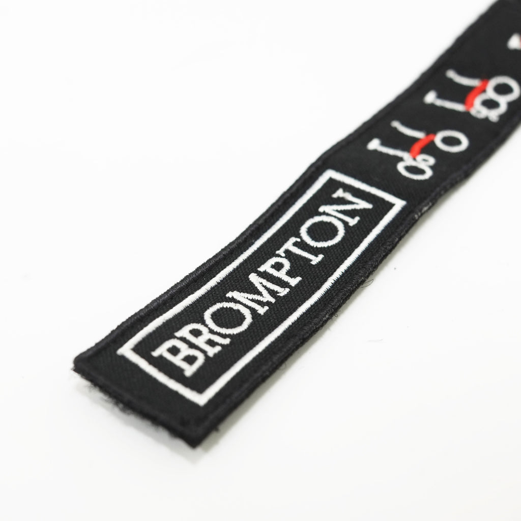 Special Brompton Main Frame Velcro Strap
