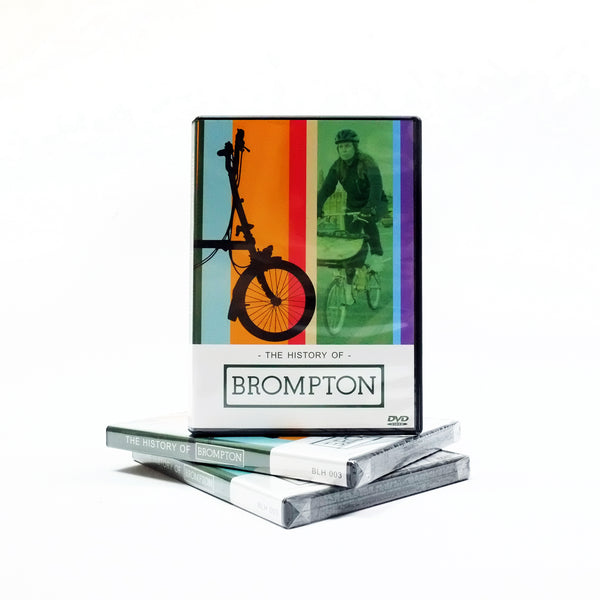 DVD - Story of the Brompton Bicycle. - OHMYBIKE