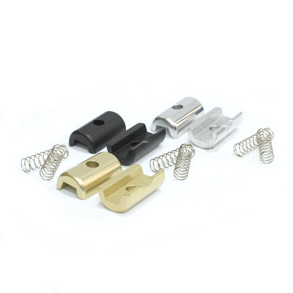Hinge Clamp Plates for Brompton (Kamoya Creation Japan) - Mighty Velo