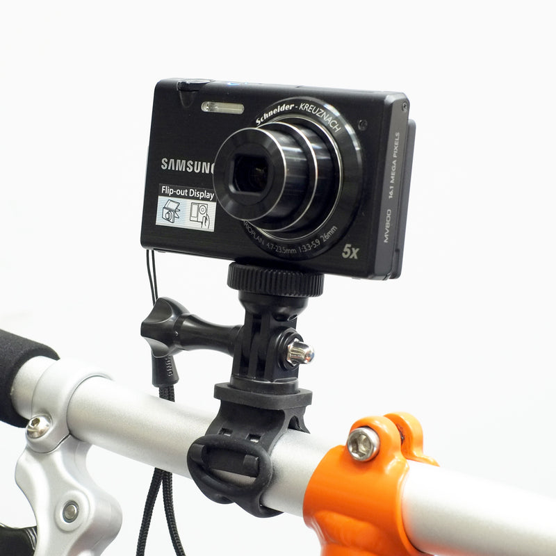 Trigo Add-on accessories: GoPro to 1/4 Bolt for compact camera (on the GoPro Multi Mount)