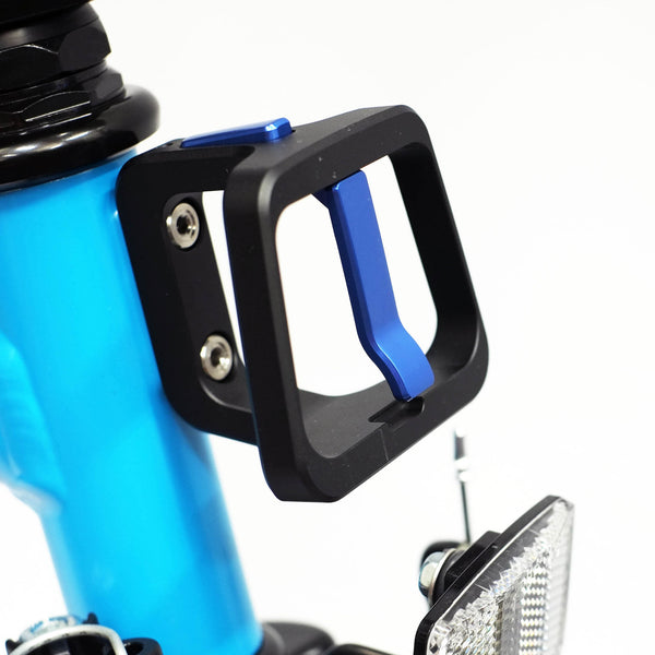 Front Carrier Block for Brompton (Imperium Cycle) - OHMYBIKE