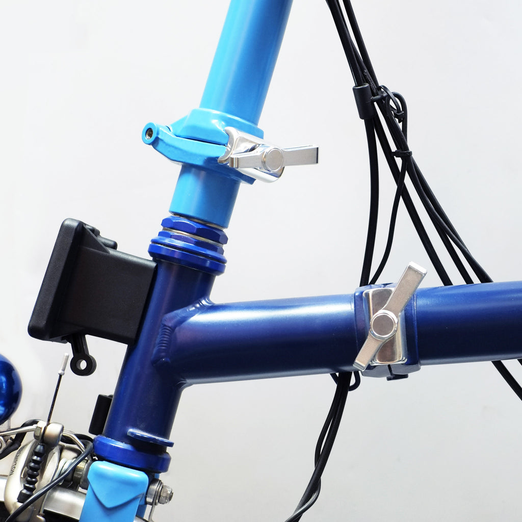 Hinge Clamps for Brompton