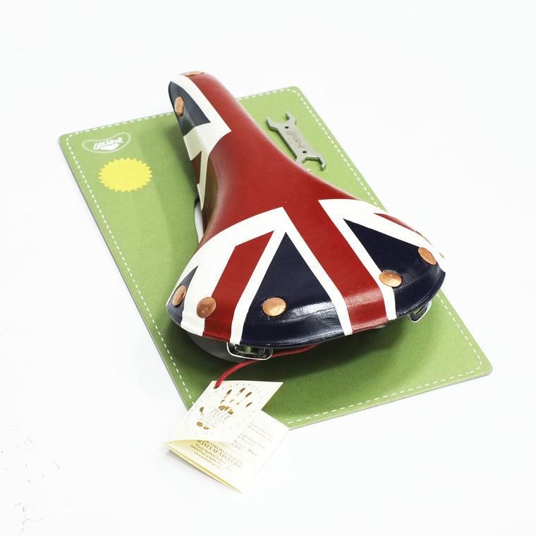 Union Jack Saddle (Lesador Korea)