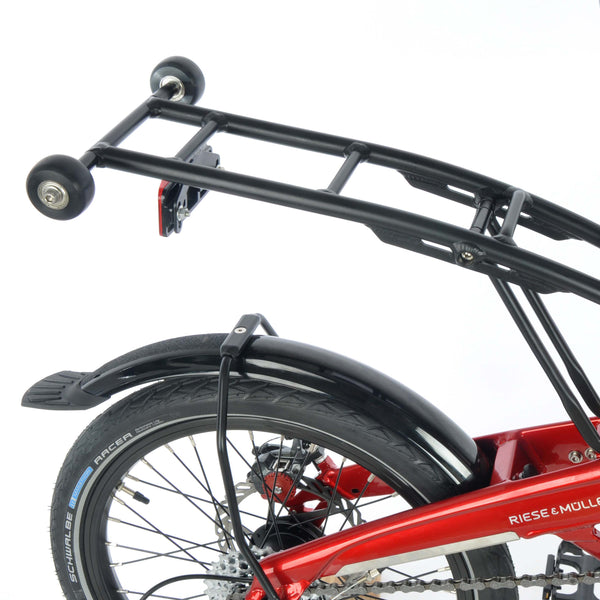 Birdy Rear Rack - Mighty Velo