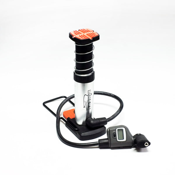 Bikers Dream Mini Foot Pump - Mighty Velo