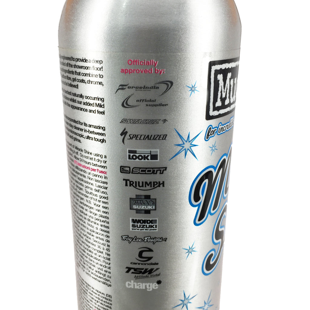 Muc-Off Miracle Shine