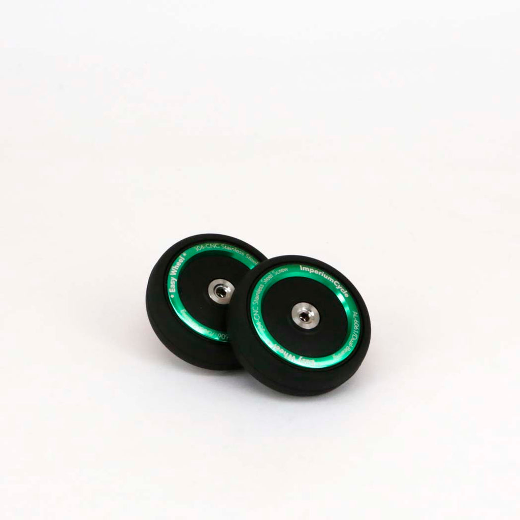 CNC Dual Bearing Eazy wheels for Brompton L model