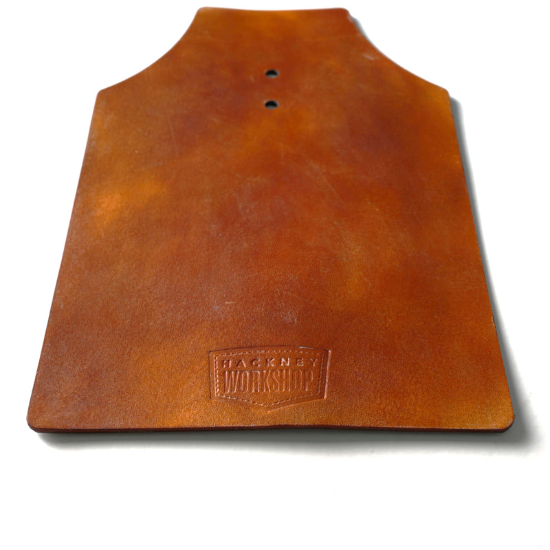 Leather Mud Flap for Brompton (Hackney Workshop London) - OHMYBIKE