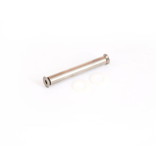NOV Titanium Rear Hinge Spindle for Brompton - Mighty Velo