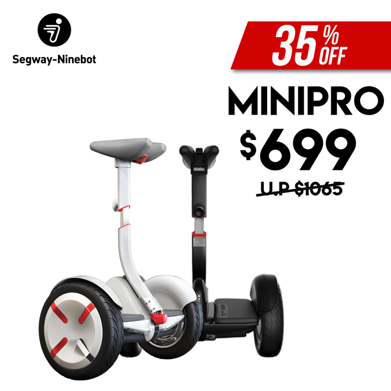 Segway-Ninebot MiniPro Hoverboard
