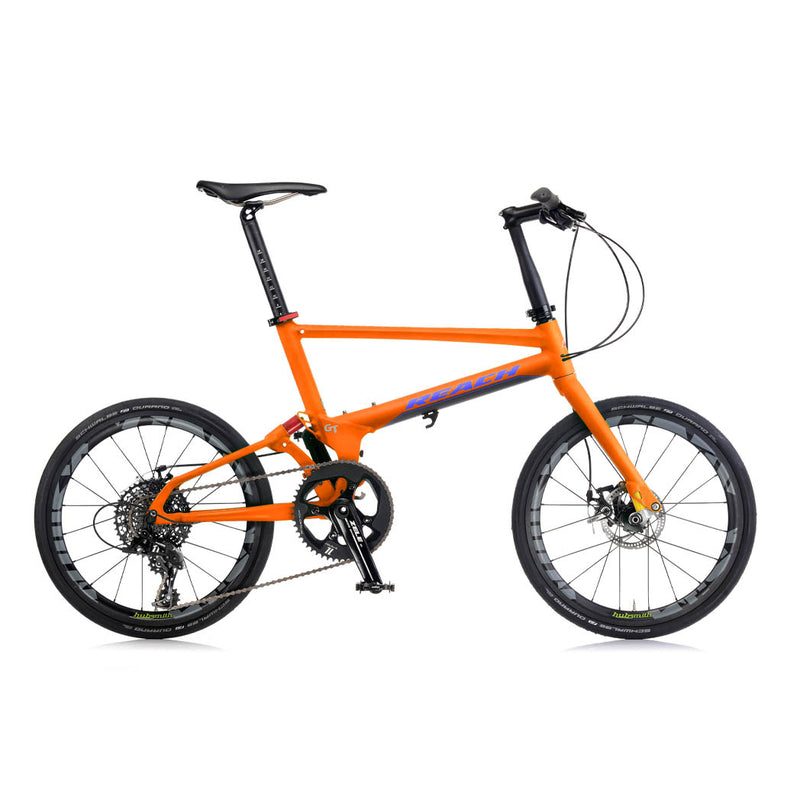 Reach GT 11 Speeds - Orange - Mighty Velo