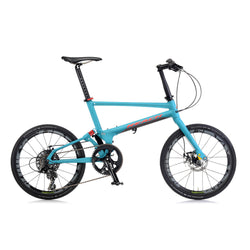 Reach GT 11 Speeds - Aquamarine - Mighty Velo