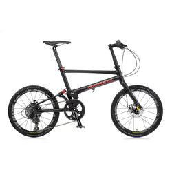 Reach GT 11 Speeds - Black - Mighty Velo