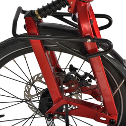 Birdy Front Lowrider | Front Rack - Mighty Velo