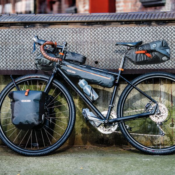 Ortlieb Gravel Pack - Mighty Velo