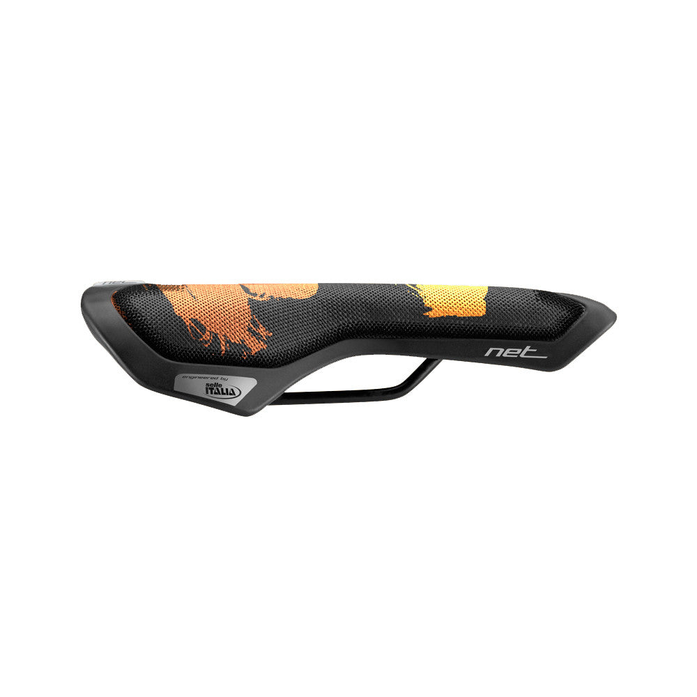 """Brush"" - NET Saddle (Selle Italia)"