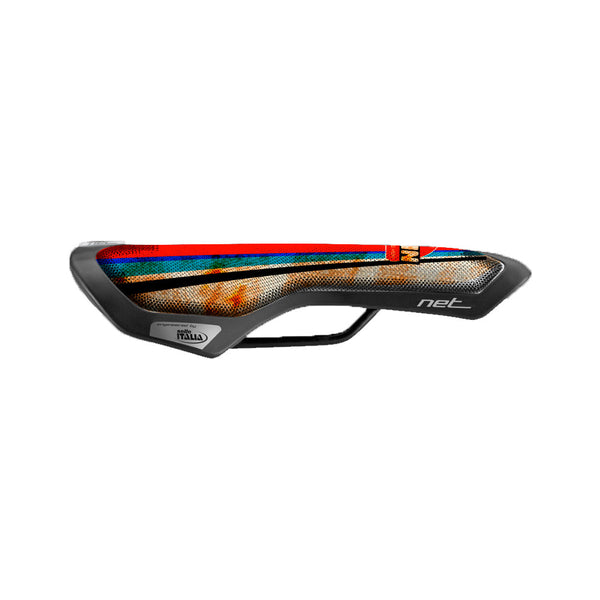 """Gravel"" - NET Saddle (Selle Italia) - OHMYBIKE"