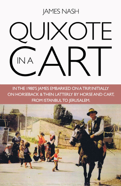Quixote in a Cart by James Nash