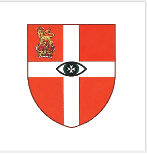 Blank Card - SJEHG Group Coat of Arms