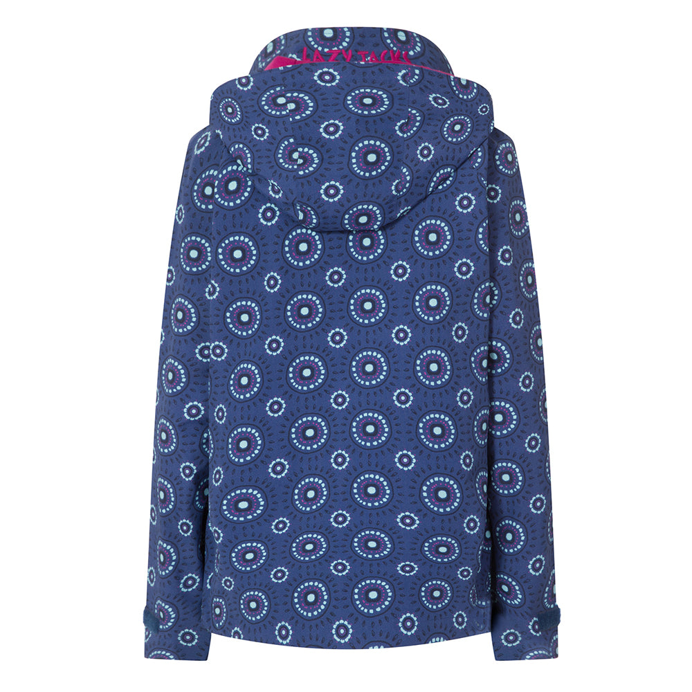 Printed Waterproof Coat