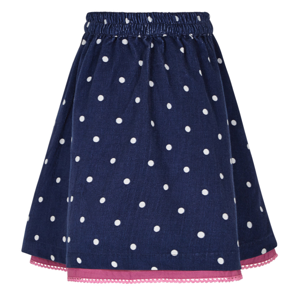 Cord Skirt Twilight