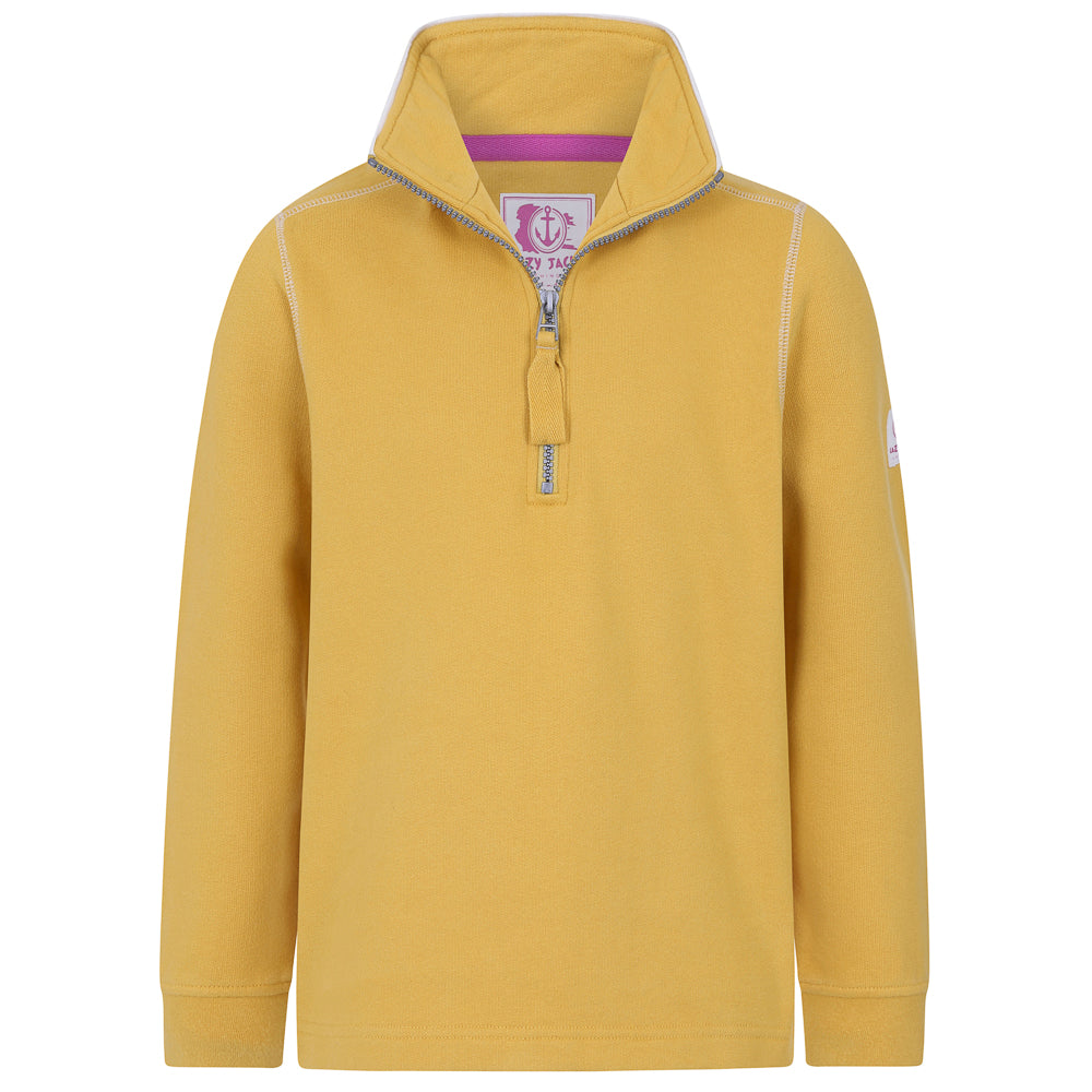 Super Soft 1/4 Zip Sweatshirt