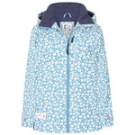 Short Printed Waterproof Jacket