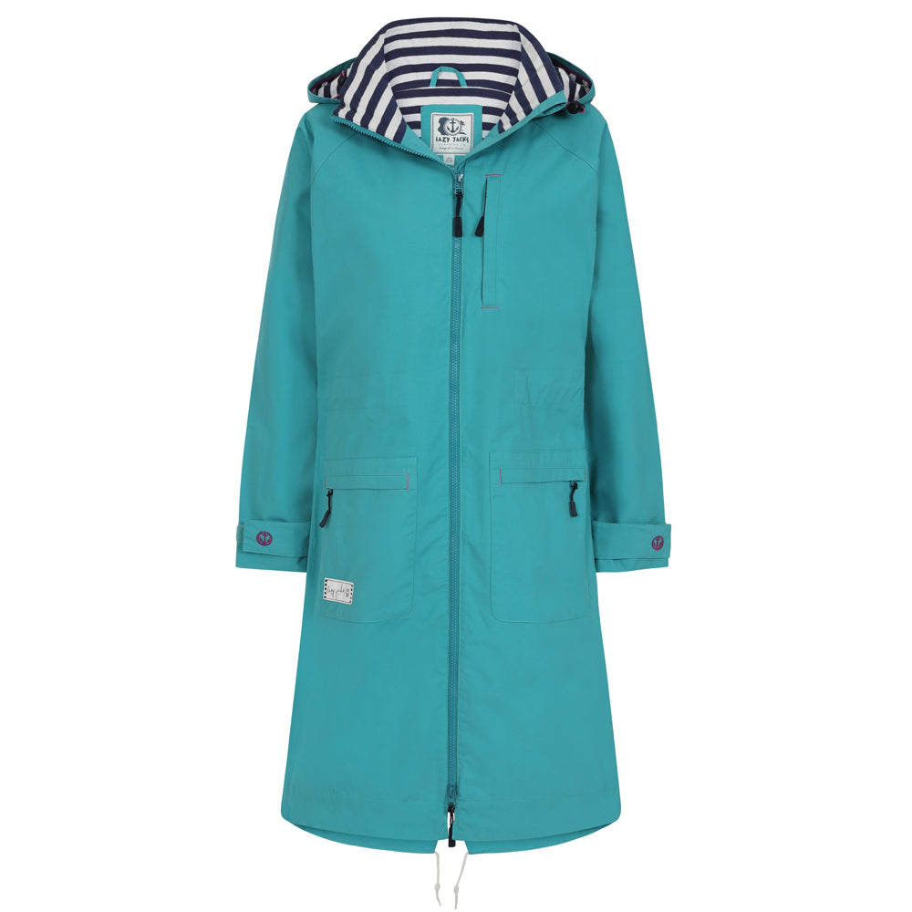Long Waterproof Coat