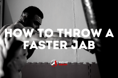 How to Throw a Faster Jab