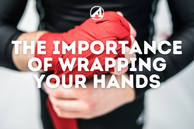 The Importance of Wrapping Your Hands